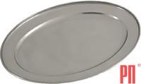 Блюдо Овальное Металл 35х22см Mvq 401350